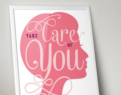 Poster // Take Care of You