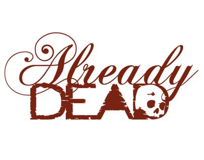 Already Dead-Logo Design