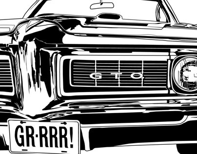 GTO Digital Illustration