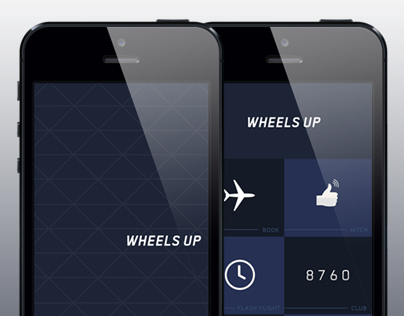 Wheels Up Mobile App