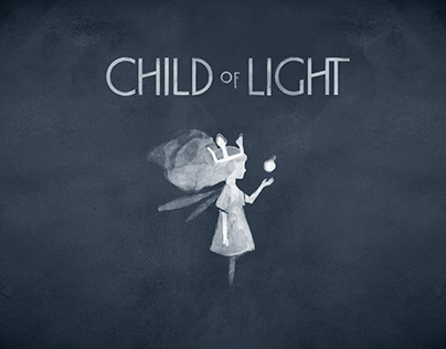Child of Light Logotype & Guideline