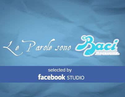 Baci San Valentino 2013 - Facebook Studio Selection
