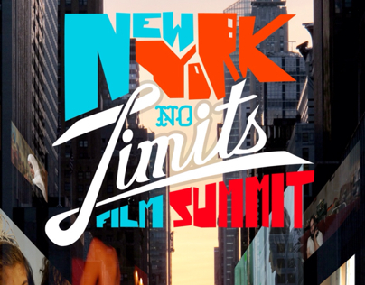 New York No Limits Film Series 2014 Official Poster