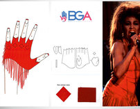 Tina Turner Gloves Project_ Sketches