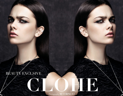 """CLOHE"" for Beauty Scene Exclusive"