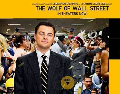 The Wolf Of Wall Street Official Website