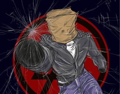 Linkin Park - Catle of Glass cover art