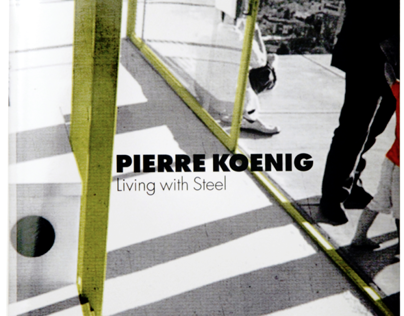 Pierre Koenig Book Design