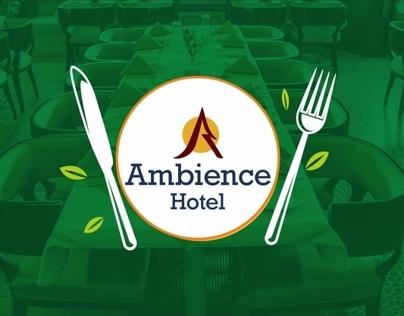Ambience Hotel - Photoshoot