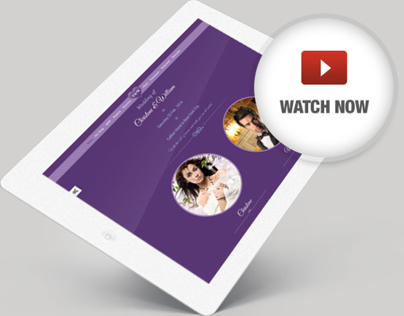 Wedding Event - Responsive Marriage Invite Theme