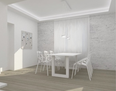 Interior design for residential building