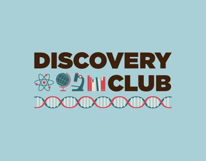 Discovery Club Identity