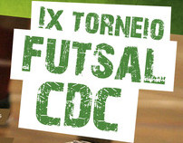 cartaz torneio futsal | futsal tournament poster