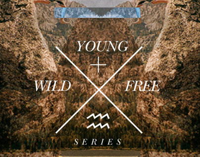 Apparel Design : Young Wild Free {YX Philippines}
