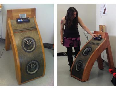 Adrenaline Speaker System