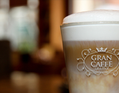 Gran Caffe Londra - E-commerce Website and Photography