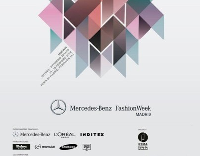 Mercedes Benz Fashion Week, Roberto Verino Catwalk.