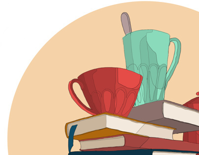 Books with Tea