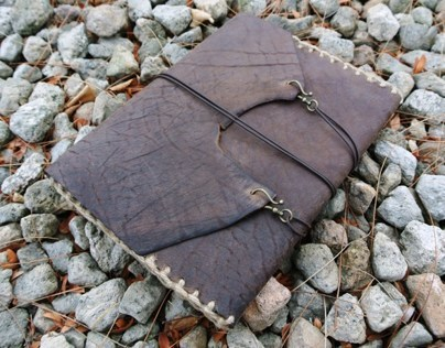 Handmade Leather Book Covers
