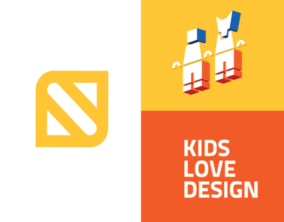 Design Festival - Kids Love Design / Bauhahus Edition