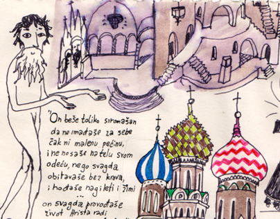 Moscow travel book 2013
