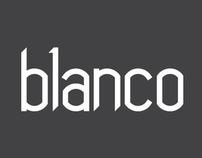 BLANCO font