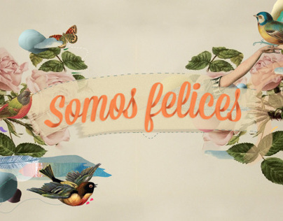Collage for Somos Felices Blog