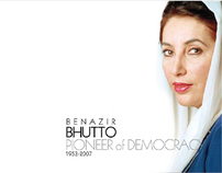 Small Booklet on Benazir Bhutto