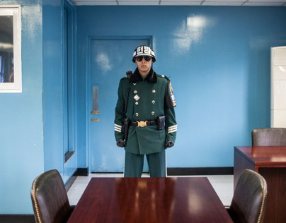 Tourism in the DMZ - South Korea