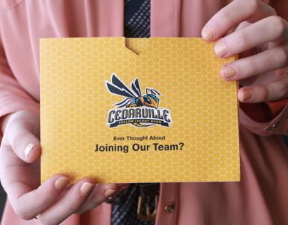 Cedarville Athletic Self-Mailer