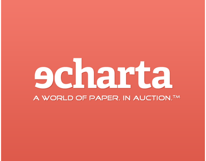 eCharta Paper Auction Platform. See at: www.echarta.com