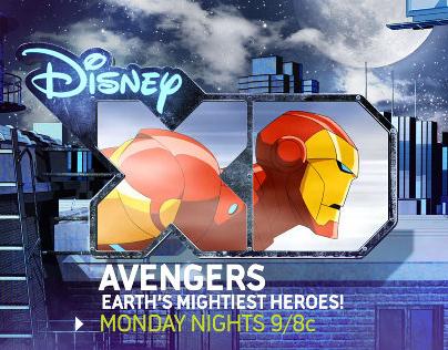 Disney XD Avengers