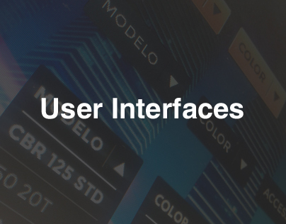 User Interfaces