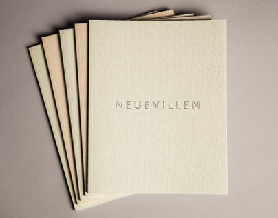 NEUEVILLEN XIX - branded spaces