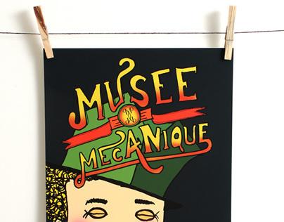» MUSÉE MÉCANIQUE