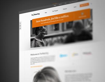 TruHearing Website