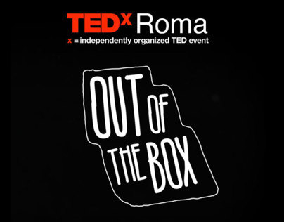 TEDxRoma Out of the box