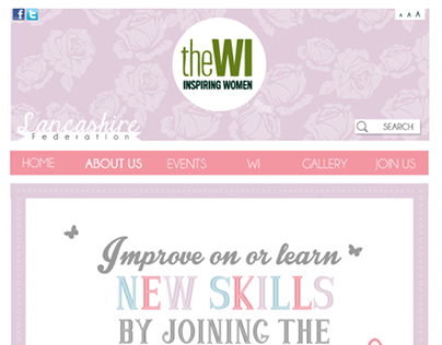 Women's institute website
