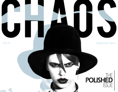 CHAOS Magazine, VOL.21