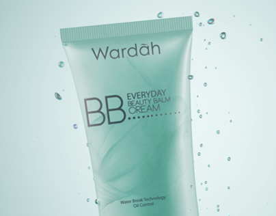 Wardah Cosmetic Product Shot