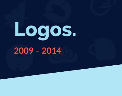 Logos. 2009-2014