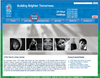 1736 Family Crisis Center Website