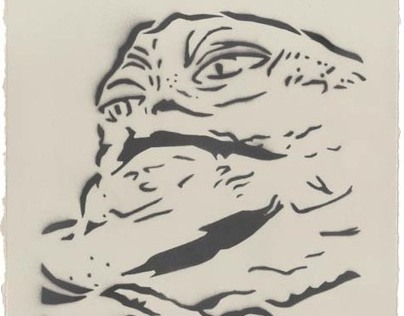 Printmaking Series: Propaganda from Far, Far Away