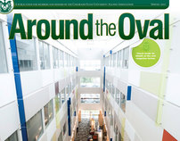 CO State Univ. - Around the Oval Magazine - Spring 2011