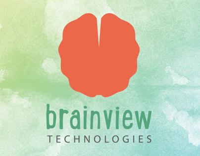 Brainview Technologies Branding
