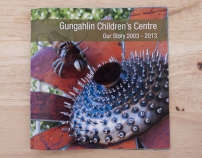 Gungahlin Children's Centre Booklet