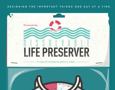 Dissolving Importance: Slowly Sinking