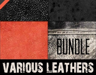 Various Leathers Bundle