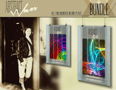 Abstract Waves | Bundle
