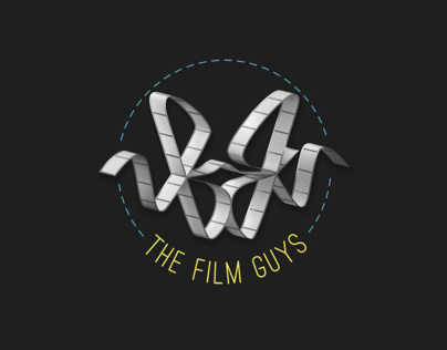 Film Guys Video Production Agency brand development.I
